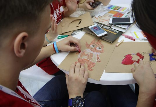 «Артек» на Московском международном салоне образования. День 4