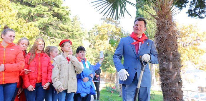 Роман Романенко: «Любовь к родине, знания, спорт помогут в любых делах»