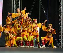 В «Артеке» прошел концерт лауреатов фестиваля «Созвездие-Йолдызлык»