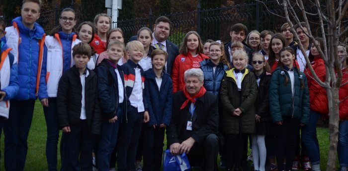 Сергей Паршин: Театр - постоянный тренинг