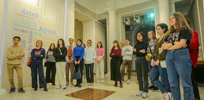 «Артек» литературный. Экскурсии по музеям и паркам
