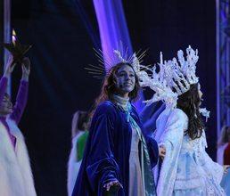 Новогодней сказкой завершилась 17 смена в «Артеке»