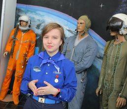 София Шакерова: популяризировать космонавтику нужно с горящими глазами
