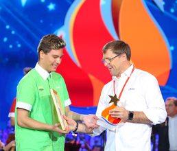 «Звезда Артека» стал лауреатом стипендии от Американо-Израильского Фонда