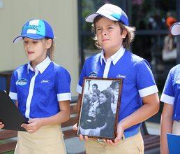 Мир в руках детей: артековцы празднуют день рождения Саманты Смит