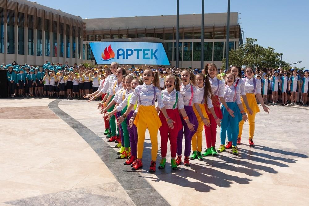 Международный детский кинофестиваль «Алые паруса «Артека» пройдет в Крыму/ Фото с сайта: http://artek.org