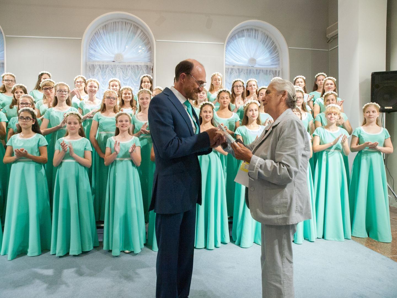 «Артек» принял хоровые коллективы школьников со всей России 5