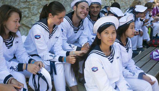 Форма Морского отряда