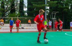 Играем в футбол - 9 смена 2016 года